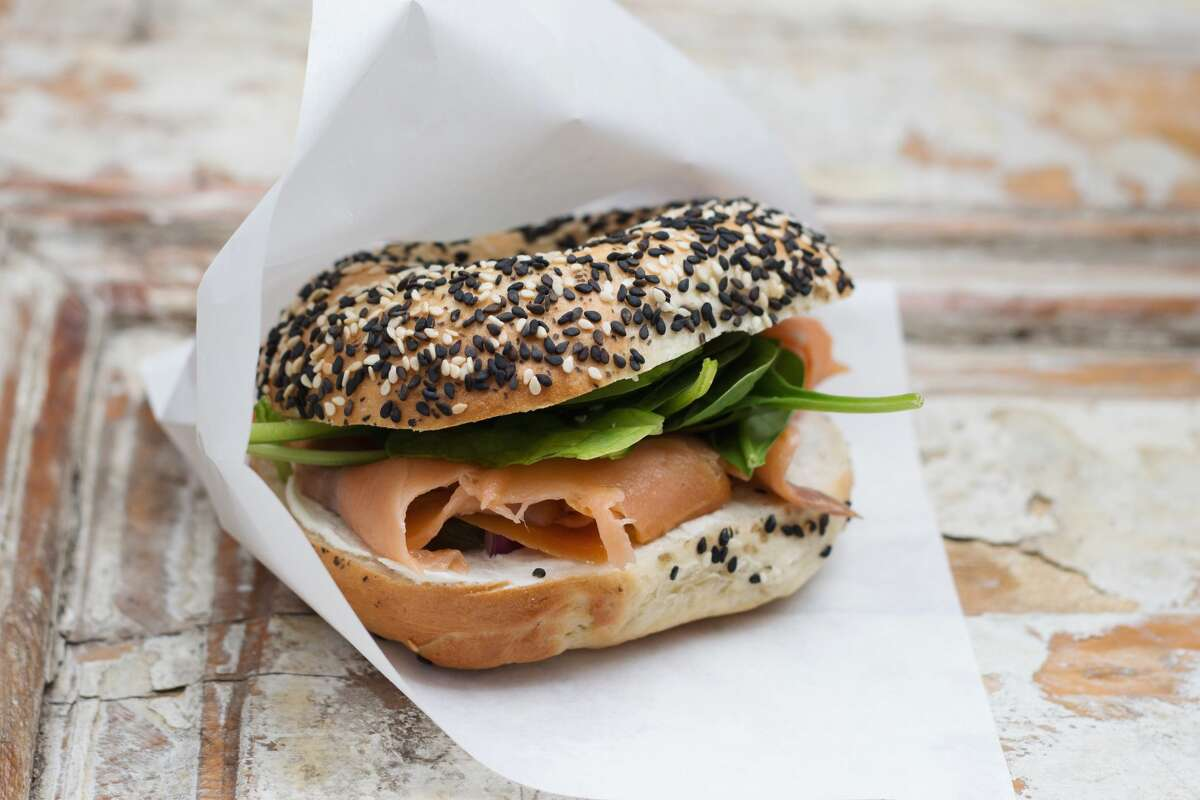 Steve's Bagels and Cafe (Note: Featured image is a file photo) 3.5/5 stars   43 reviews   $   Website Yelp review: