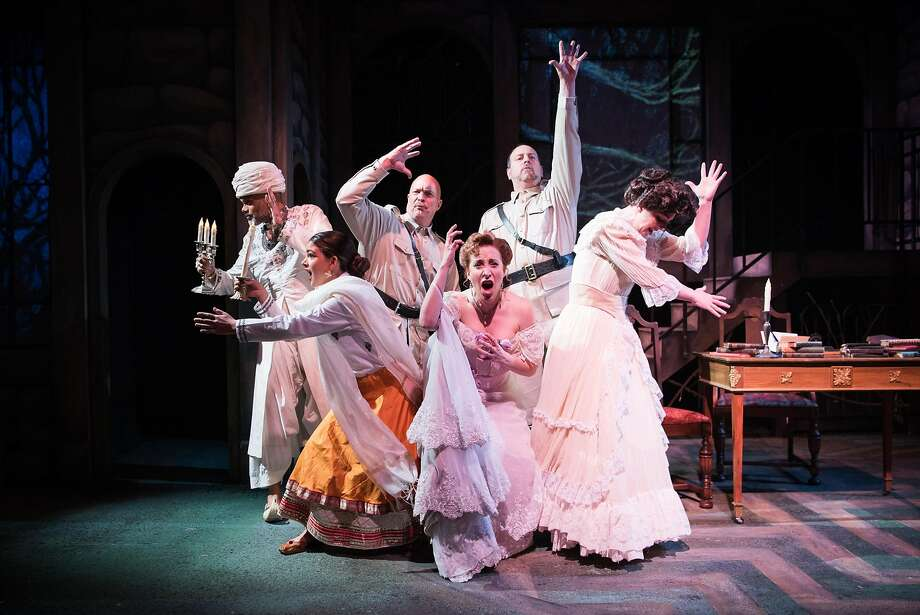 """The Secret Garden"" is based on the novel by Frances Hodgson Burnett. Photo: Ben Krantz Studio, 42nd Street Moon"