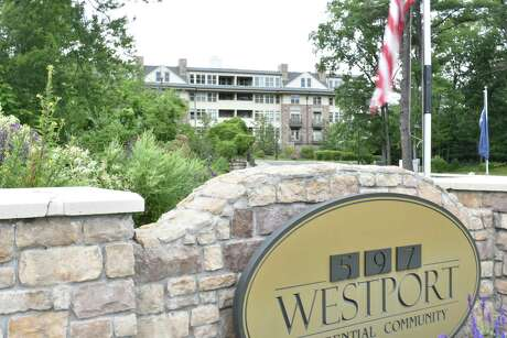 The 597 Westport apartments on Westport Ave. in Norwalk, Conn., in early September 2017. Eight years after its construction, the luxury apartment complex was sold in December for $105.9 million. Photo: Alexander Soule / Hearst Connecticut Media / Stamford Advocate