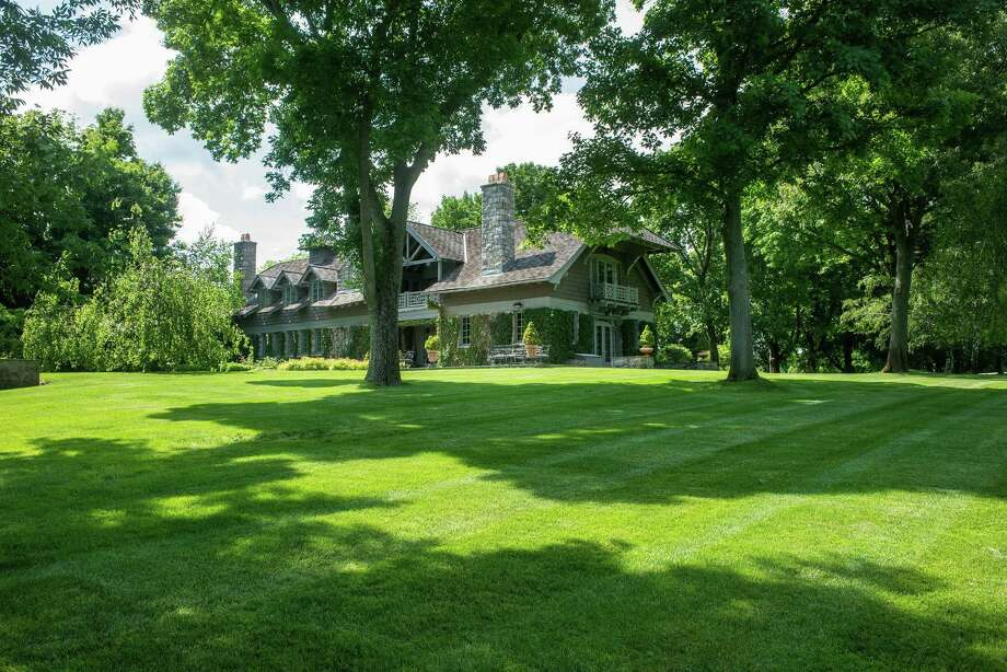 The largest estate in Greenwich, Conn., which spans 80 acres in the backcountry gated community Conyers Farm, sold for $21 million in November 2017. Photo: Contributed Photo / Steven Rossi / Greenwich Time Contributed