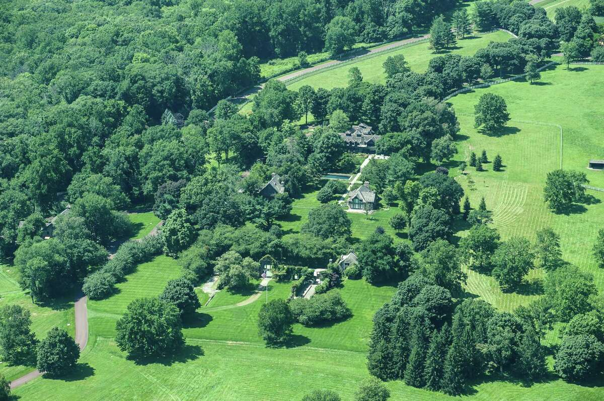 The largest estate in Greenwich, Conn., which spans 80 acres in the backcountry gated community Conyers Farm, sold for $21 million in November 2017.