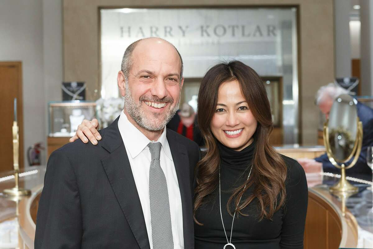 Shreve hosted a party for Harry Kotlar jewelry, a Los Angeles company founded in 1948 whose hallmark is entirely handmade jewelry. The party on Dec. 4, 2017, drew clients old and new, including one couple who got engaged at the store.