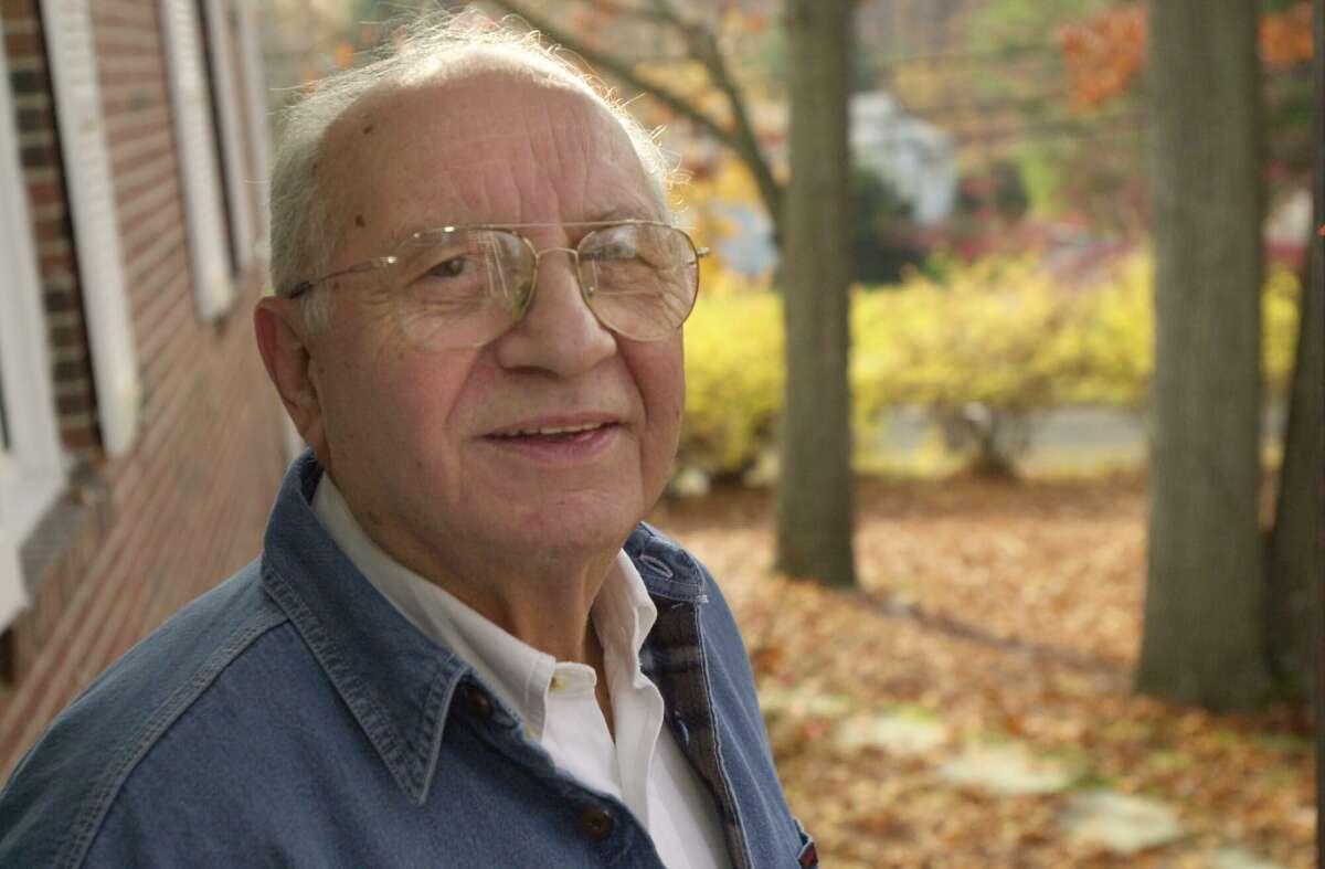 Former Norwalk Mayor Frank Esposito