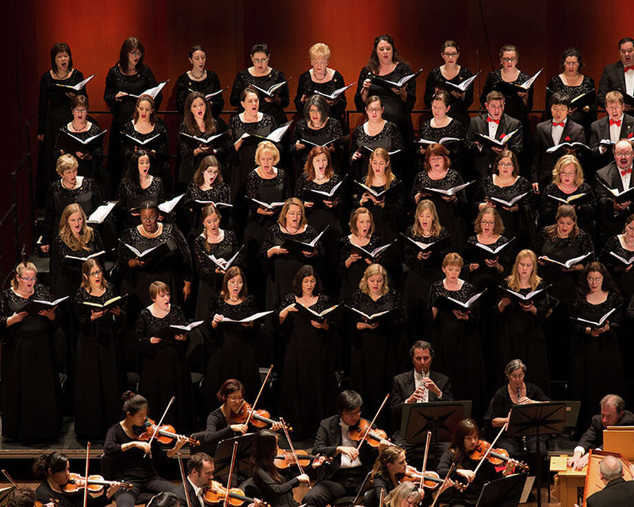 The Houston Symphony celebrates the holiday season with a Baroque-era masterpiece, Handel's Messiah, at 8 p.m. Dec. 15-16 and 2:30 p.m. Dec. 17 in Jones Hall. Photo: Aaron Overcash