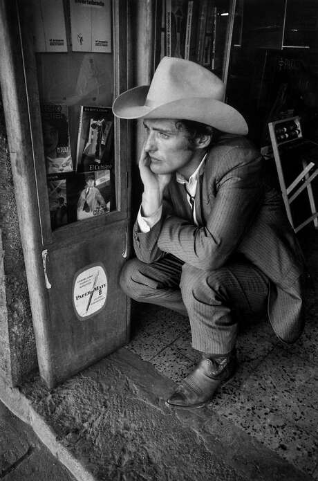 "Dennis Hopper on the set of 1971's ""The Last Movie,"" which is the focus of the documentary. Photo: Dennis Stock, �Dennis Stock / Magnum Photos"