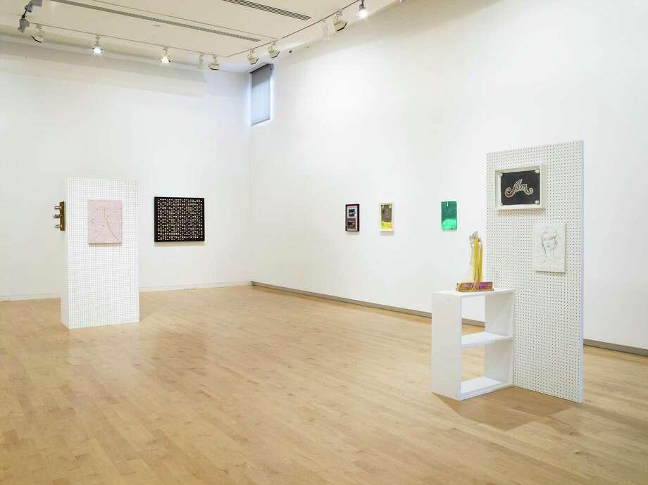 "Anissa Mack's ""Junk Kaleidoscope"" show is installed at the Aldrich Contemporary Art Museum in Ridgefield. Photo: Jason Mandella / Contributed Photo"