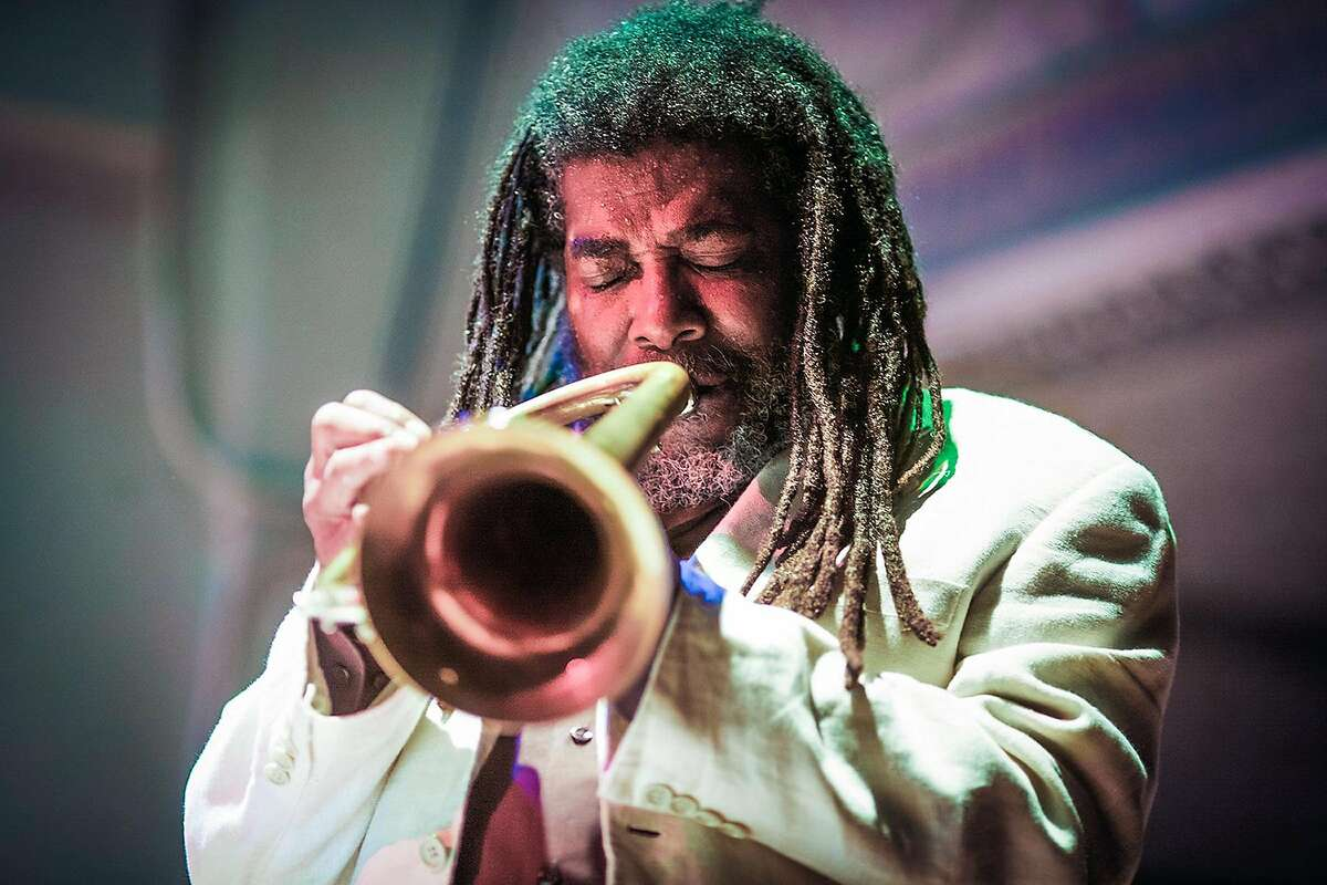 Wadada Leo Smith is a Mississippi native who became a key player in Chicago's innovative AACM jazz scene in the 1970s. His four-LP