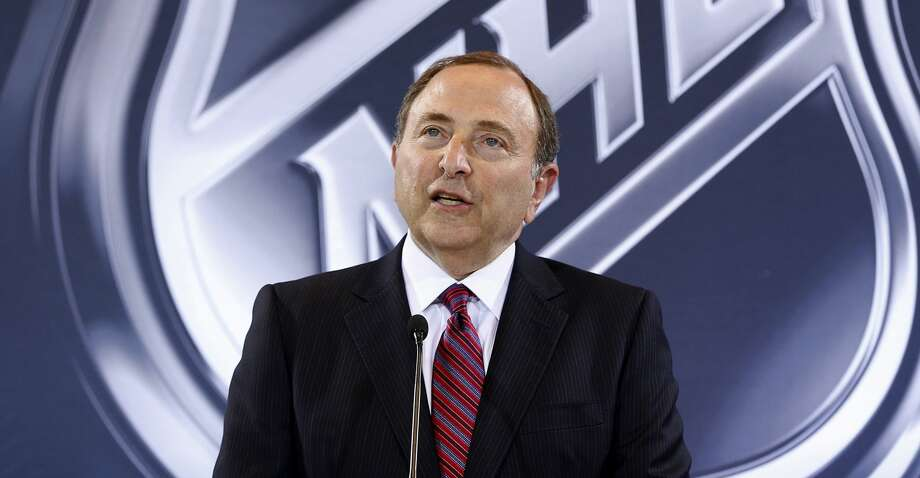NHL Commissioner Gary Bettman says the league's board of governors has agreed to consider an expansion application from Seattle. Photo: John Locher/Associated Press