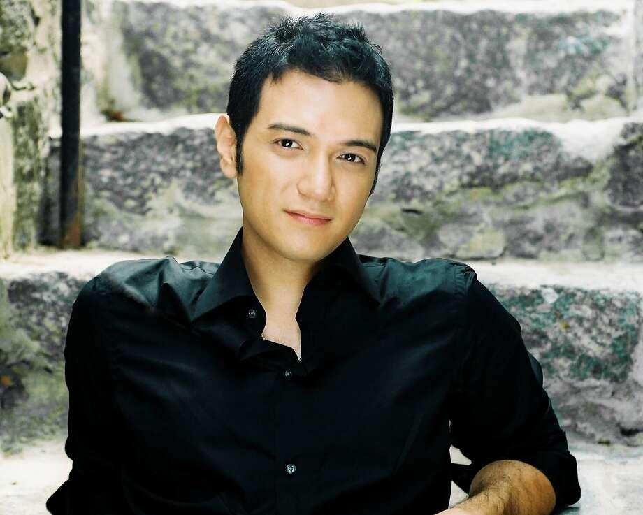 Tenor Nicholas Phan Photo: SF Symphony