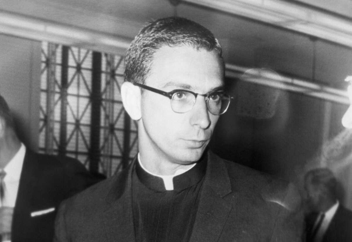 FILE - John Feit in 1960.