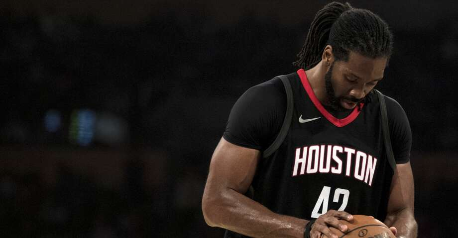 PHOTOS: Rockets game-by-gameRockets center Nene was ruled out of Thursday's game against the Jazz with a left corneal abrasion.Browse through the photos to see how the Rockets have fared through each game this season. Photo: Kyusung Gong/Associated Press
