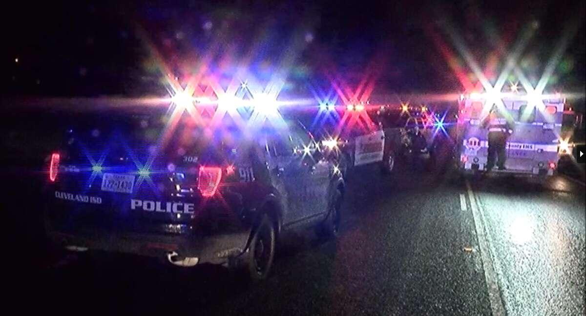 A third teen was hit in the 1200 block of Rachel B. Scott just a few minutes later.