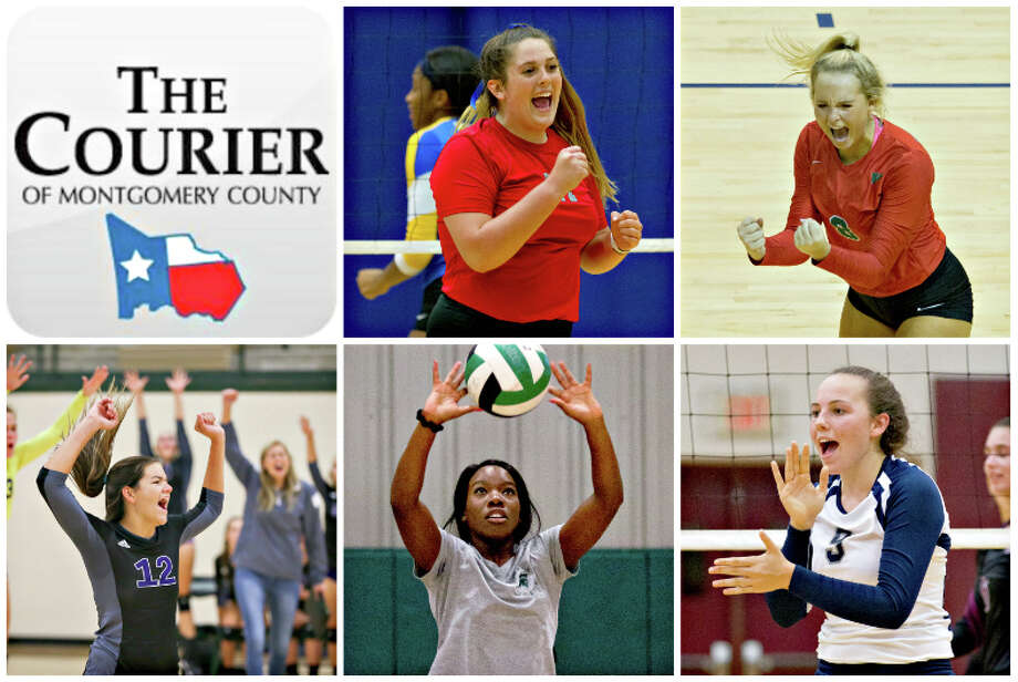 Oak Ridge's Carly Graham, The Woodlands' Sophie Walls, Willis' Jaiden Kay, TWCA's Destiny Brass and College Park's Mackenzie Nunes are The Courier's nominees for Setter of the Year.