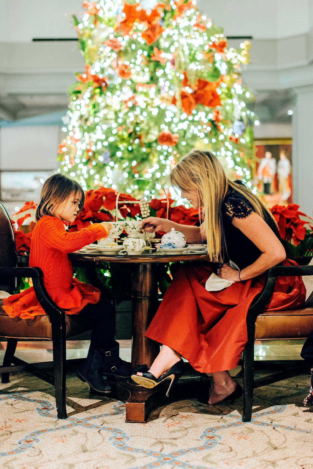 Grand Hotels In New Orleans Sparkle During The Holidays