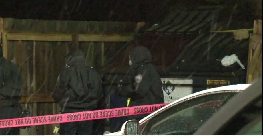 A man was found stabbed to death in a Third Ward dumpster Thursday (Metro Video).