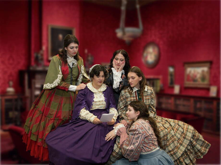 """The Players Theatre Company continues """"Little Women"""" through Dec. 17 at the Owen Theatre in downtown Conroe. Visit www.owentheatre.com for more."""
