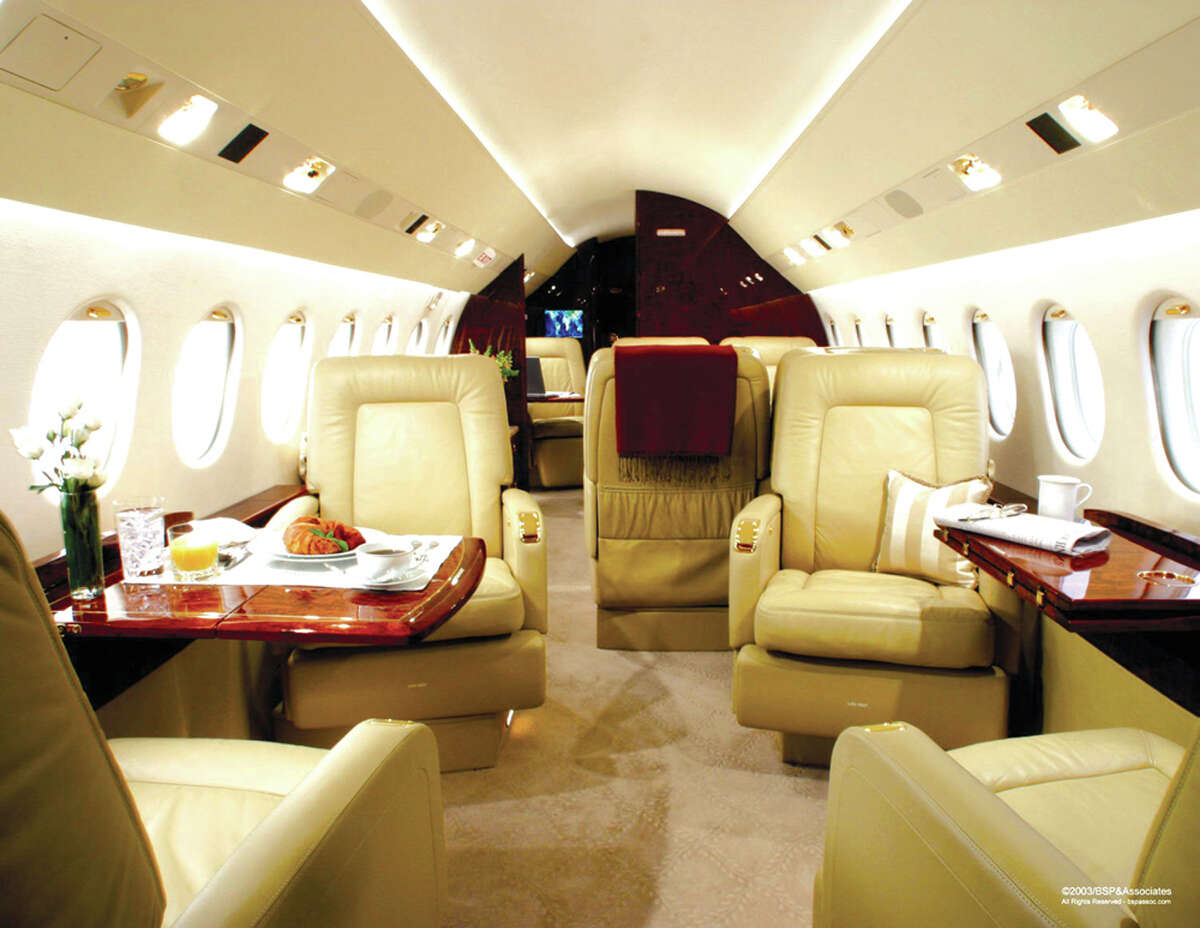 Houston-based TapJets allows customers to instantly book a private jet with their smartphone.