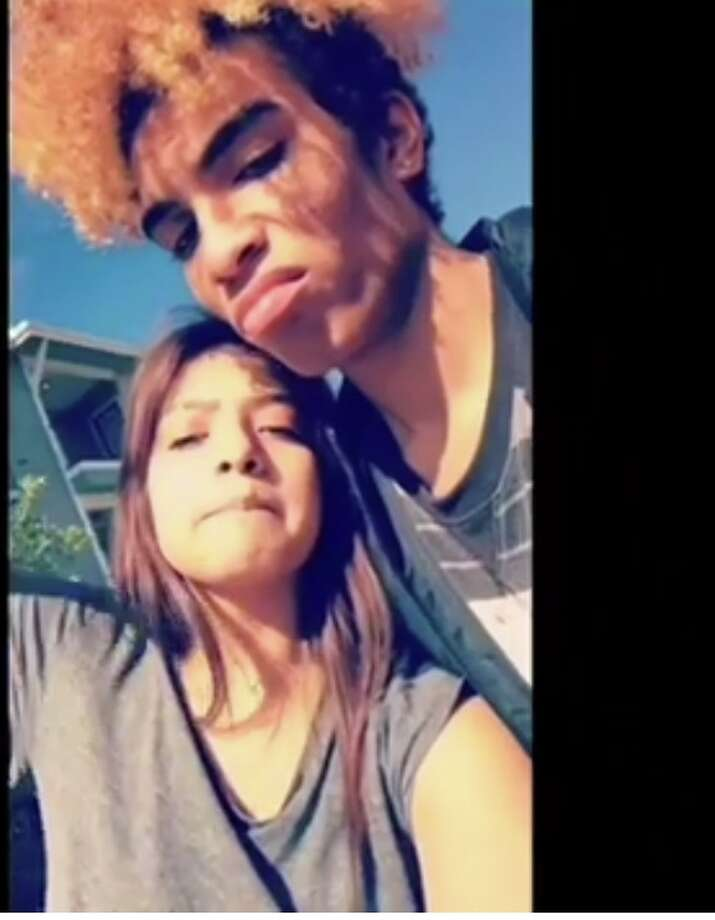 Bexar County sheriff deputies are looking for Jasmine Valdez, 15, who has been missing since September 10, 2017. She is believed to be with Devin Griffin, who is pictured. Photo: Jasmine Valdez