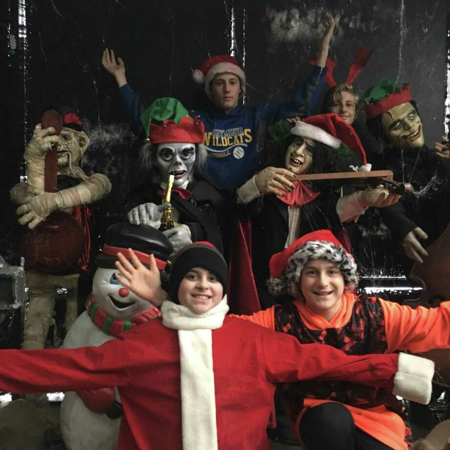 """A Frightmare Before Christmas"" a new holiday haunting attraction, is coming to Fright Haven in Stratford Friday and Saturday. Find out more. Photo: Fright Haven / Contributed Photo"