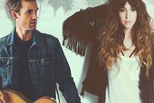 """""""One Tree Hill"""" actors Tyler Hilton and Kate Voegele perform their music in a show called """"One Tree Holiday"""" at Daryl's House in Pawling, N.Y., on Dec. 17, and at Fairfield Theatre Company's StageOne on Dec. 20."""