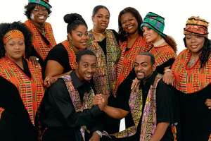 The renowned Harlem Gospel Choir comes to the Western Connecticut State University Westside campus on Saturday, Dec. 16.