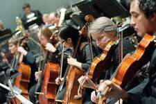 The lush, full sound of an orchestra can make the most simple holiday tune sound like a monumental piece. Several orchestras in the region will present holiday concerts Dec. 15-17. Above is a file photo from the New Haven Symphony Orchestra.