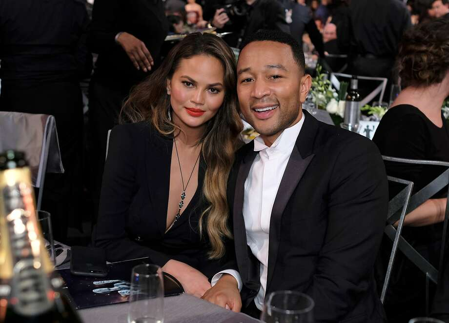 It was reported November 21, 2017 that John Legend and Chrissy Teigen are expecting their second child together.See the model's tweets about their delayed New Year's plans. Photo: Dimitrios Kambouris