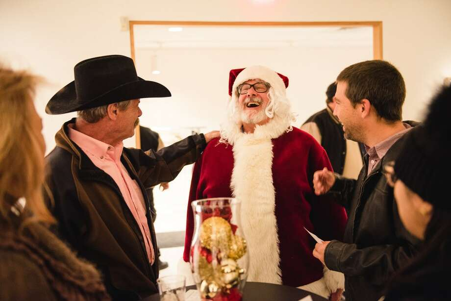 The Museum of the Southwest's Christmas at the Mansion included Reinbeer VII where guests sampled a wide selection of craft beers.  Photo: Photos By Mancha Photography Courtesy MSW