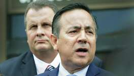 Federal prosecutors deny they purposely withheld sexually explicit texts and other messages from state Sen. Carlos Uresti, who believes the messages may help exonerate him in his upcoming criminal trial.
