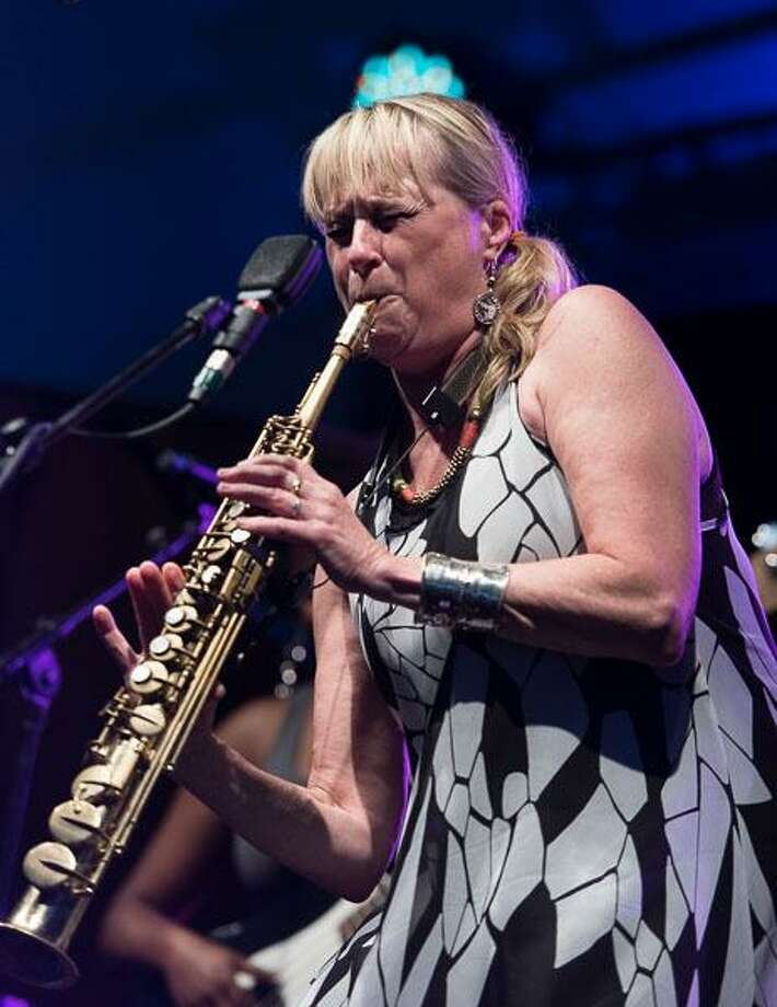 The lineup for the 2018 Litchfield Jazz Festival has been announced. Above, a performer from a previous festival. Photo: Contributed Photo /Not For Resale