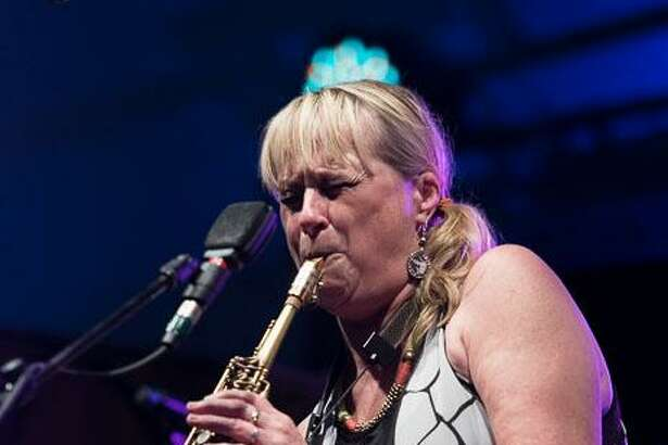 The lineup for the 2018 Litchfield Jazz Festival has been announced. Above, a performer from a previous festival.