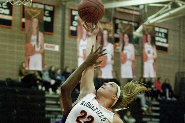 Ridgefield's Caroline Curnal is back for the Tigers after averaging 14 points and 12 rebounds last season.