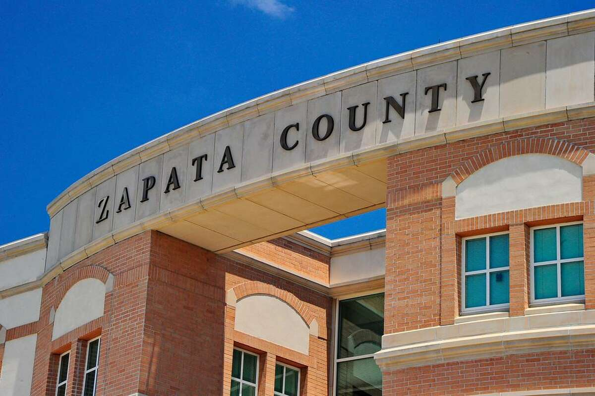 The Zapata County Courthouse is shown in this file photo.