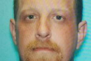 Authorities are searching for Jeffrey Noble, 35, in connection to a triple homicide in northwest Harris County.