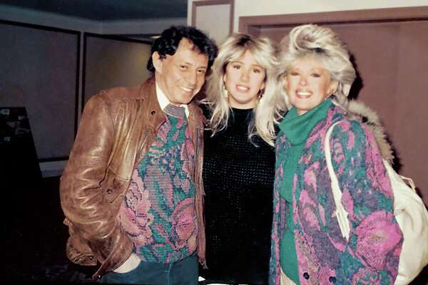 Eddie Fisher, Joely Fisher, and Connie Stevens. Emerson College Parents' Weekend.