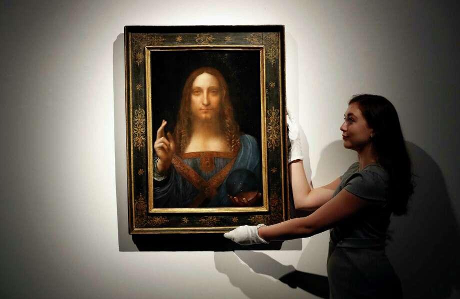 Saudi prince is the mystery buyer of the $450m Da Vinci