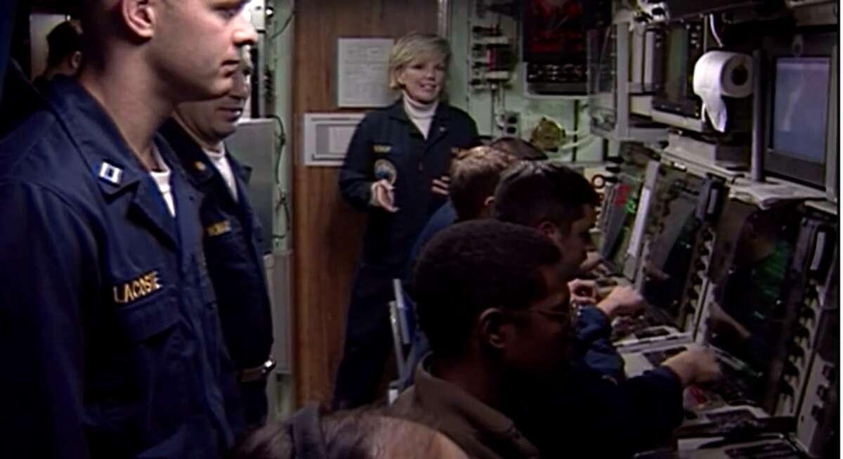 1. I spent several days at sea, cruising under the Atlantic Ocean and taking part in military maneuvers aboard a nuclear submarine, for a story on the USS Albany. Talk about tight quarters!
