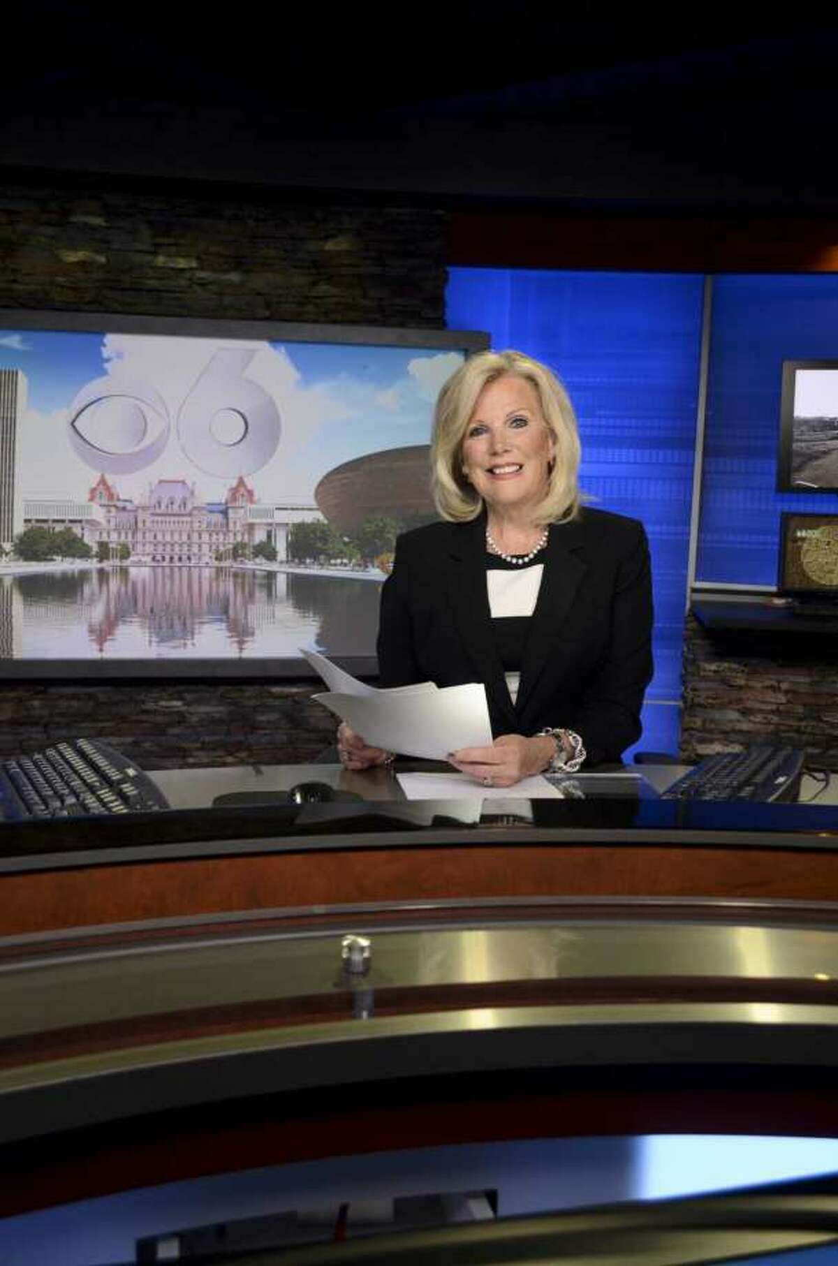 Click through the slideshow for 20 things you may not know about longtime TV news anchor Liz Bishop.