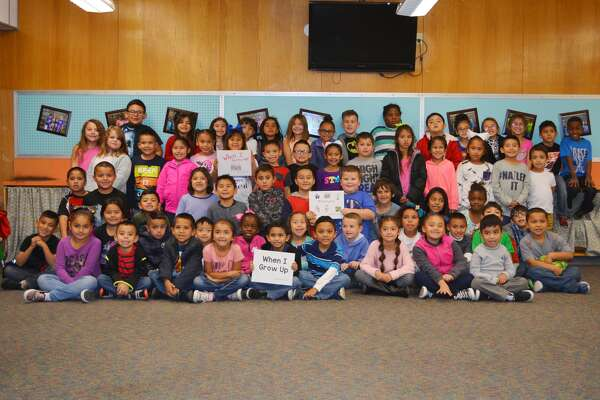 Edgemere students became published authors recently.