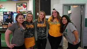 Were you Seen at the Siena-UAlbany game at Times Union Center in Albany on Dec. 9, 2017?