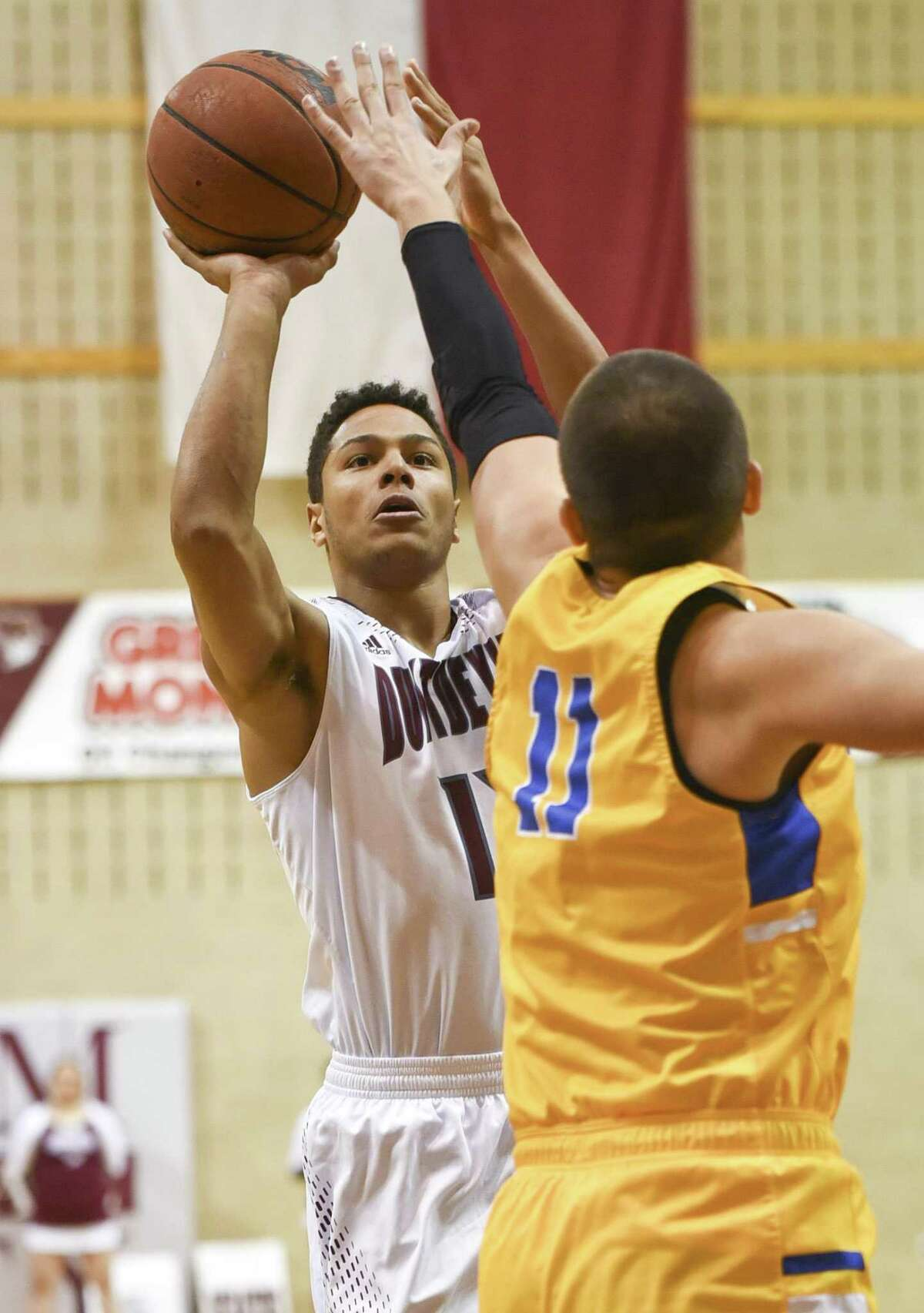 Xabier Gomez and the Dustdevils are tied with St. Mary's for the final postseason spot with two games left. They play at St. Edward's Wednesday before a showdown with the Rattlers Saturday.
