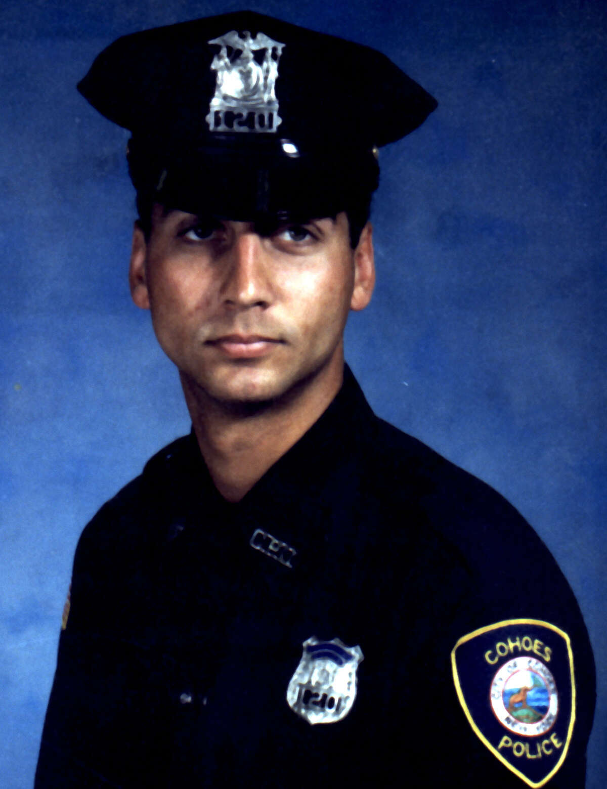 Former Cohoes police Officer Gary Ethier responded to multiple calls for help from a woman who accused Mayor Shawn Morse of abuse in the 1990s. (Undated photo)