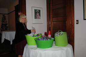 Were you seen at The Woman's Club of Albany Celebrate the Seasons Gala at The Woman's Club of Albany on December 8, 2017 ?