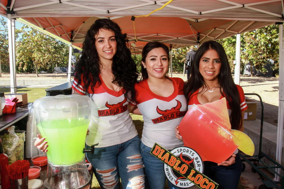 The Houston Margarita Festival at the Water Works at Buffalo Bayou.