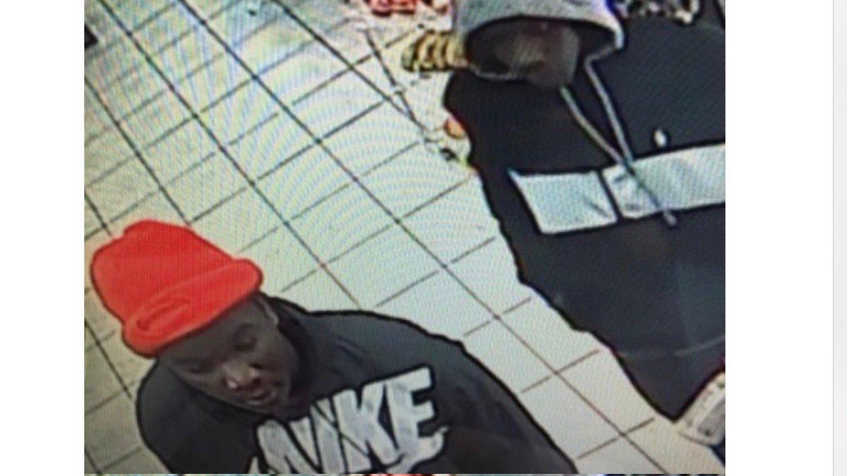 Milford police seek info on possible break-in suspects