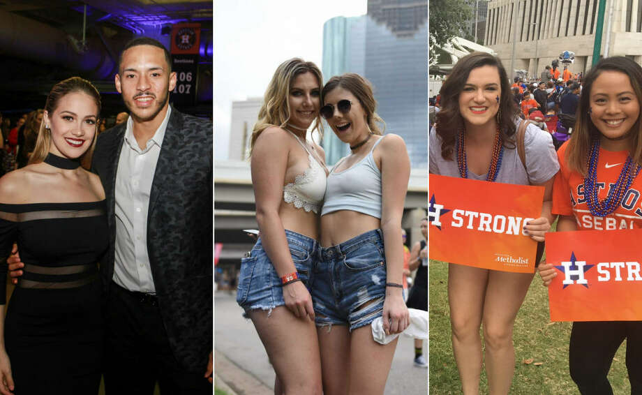 From an epic Super Bowl to the Houston Astros winning the World Series to a rained-out Free Press Summer Fest, this is how Houston partied during 2017. Continue through the photos to see some of the most popular galas, balls, festivals and events of 2017. Photo: Houston Chronicle Staff