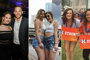 From an epic Super Bowl to the Houston Astros winning the World Series to a rained-out Free Press Summer Fest, this is how Houston partied during 2017.  Continue through the photos to see some of the most popular galas, balls, festivals and events of 2017.