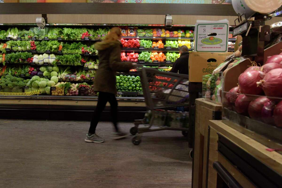 Now, American shoppers who are looking to stay safe during the pandemic have grown increasingly eager to have someone else elbow for toilet paper and pick out pasta and fresh produce.