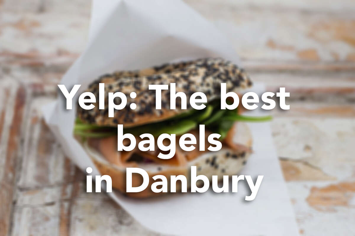 Click through for an overview of the best places to get a bagel in and near Danbury, according to Yelp users.