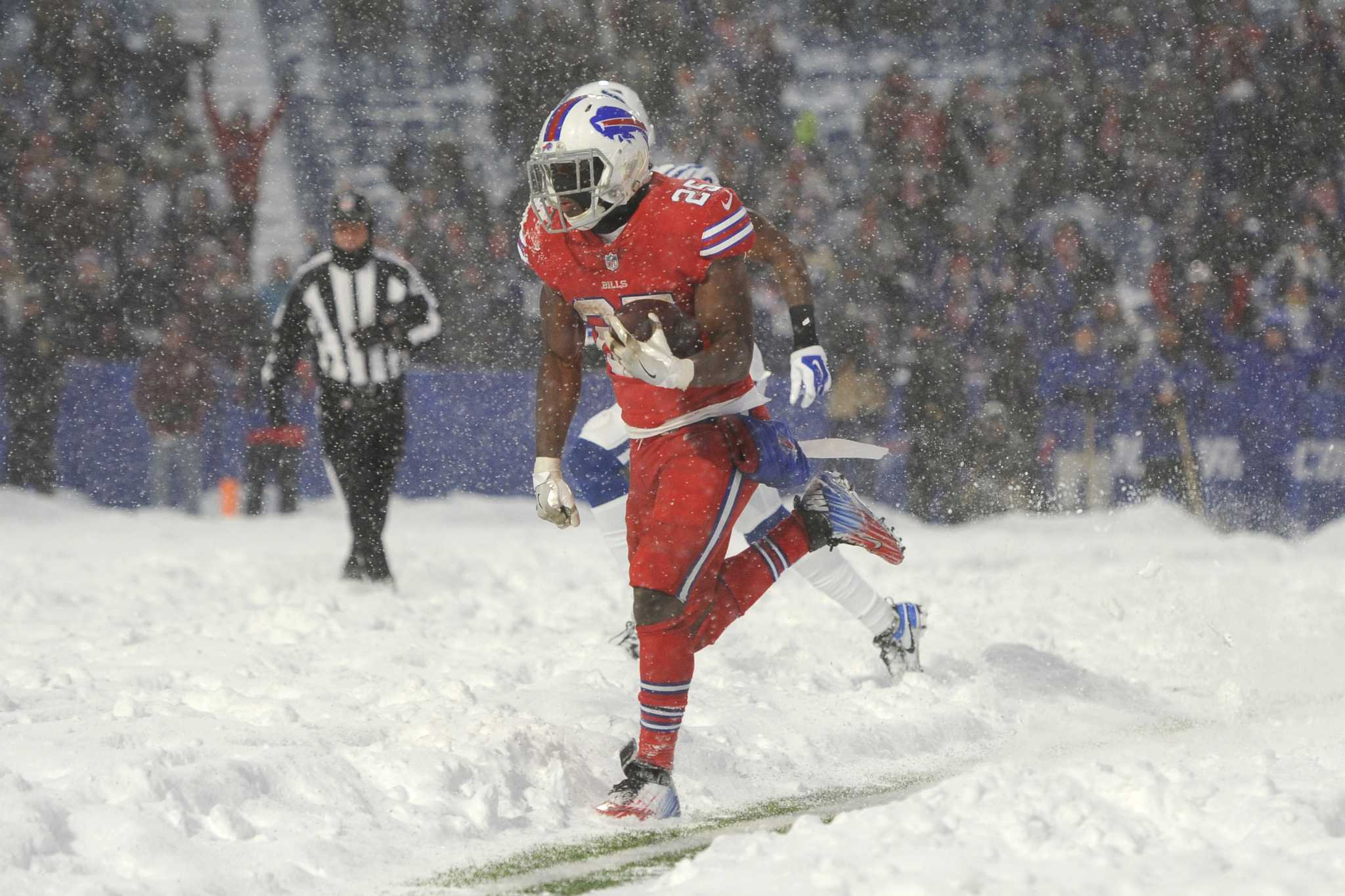 Lesean Mccoy Snow Wallpaper NFL: Steelers l...